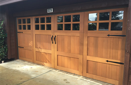 Mike howard garage doors full service garage doors for Bay area garage doors